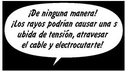 Disaster master nivel 7 tormenta el ctrica y rel mpagos for Subida de tension electrica