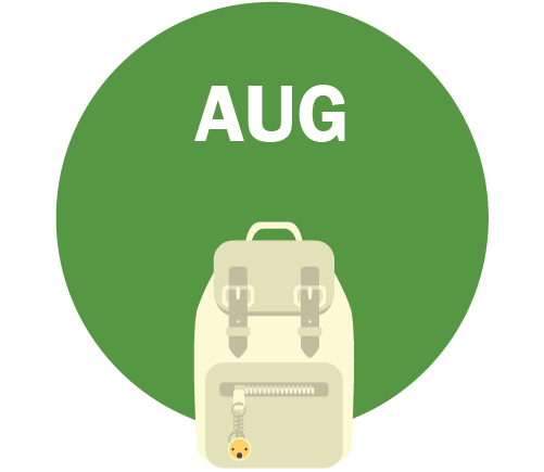 AUG Graphic - backpack