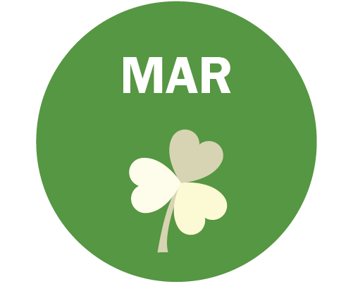 MAR Graphic - shamrock